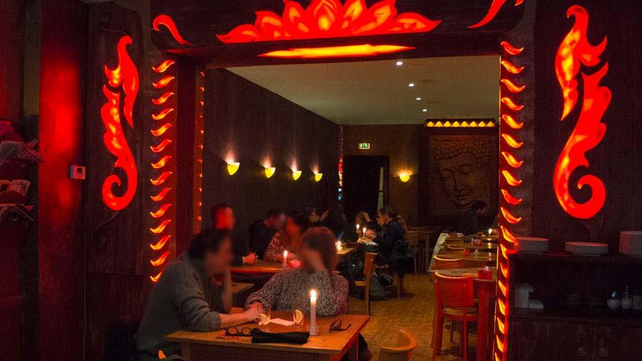Restaurant GURU - Indischen Spezialitäten in Berlin Kreuzberg